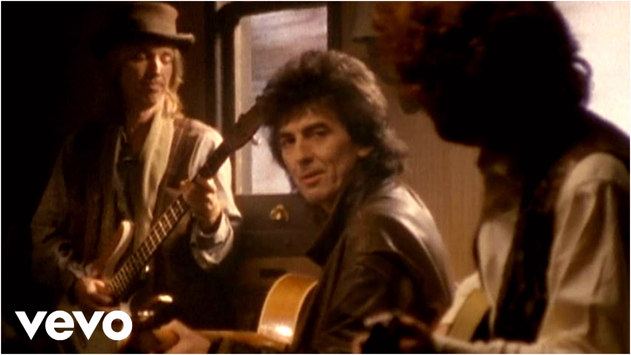 The Traveling Wilburys End The Line