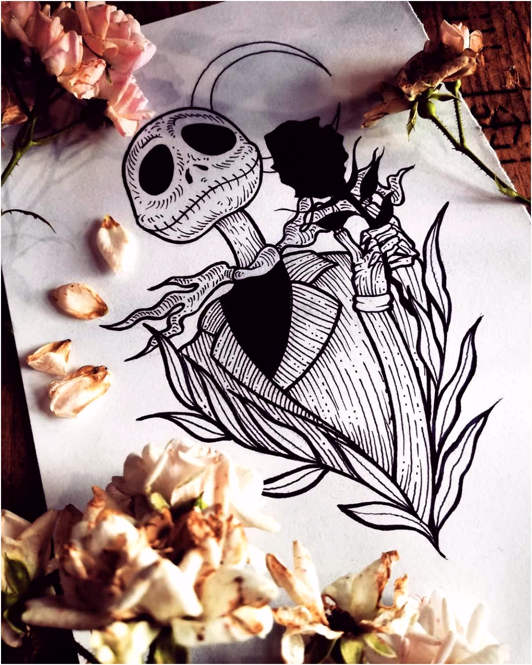 jack skellington from tim burton s the nightmare before christmas