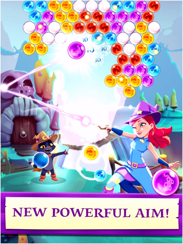 Bubble Witch 3 Saga on the App Store