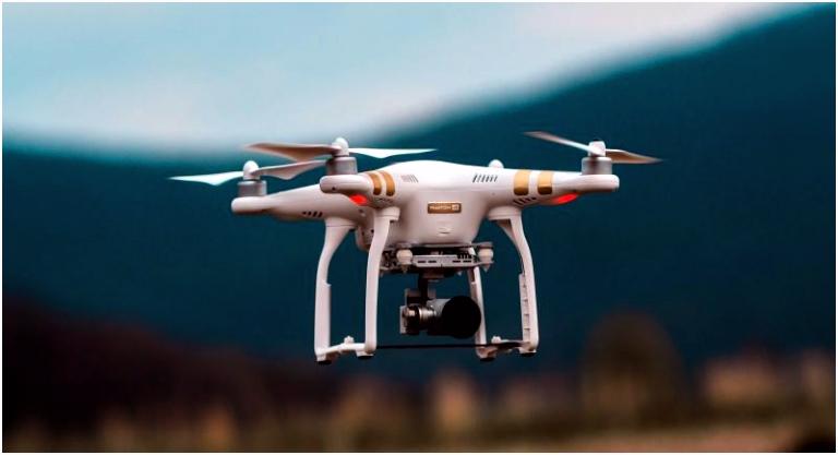 Drones gaan de wereld redden