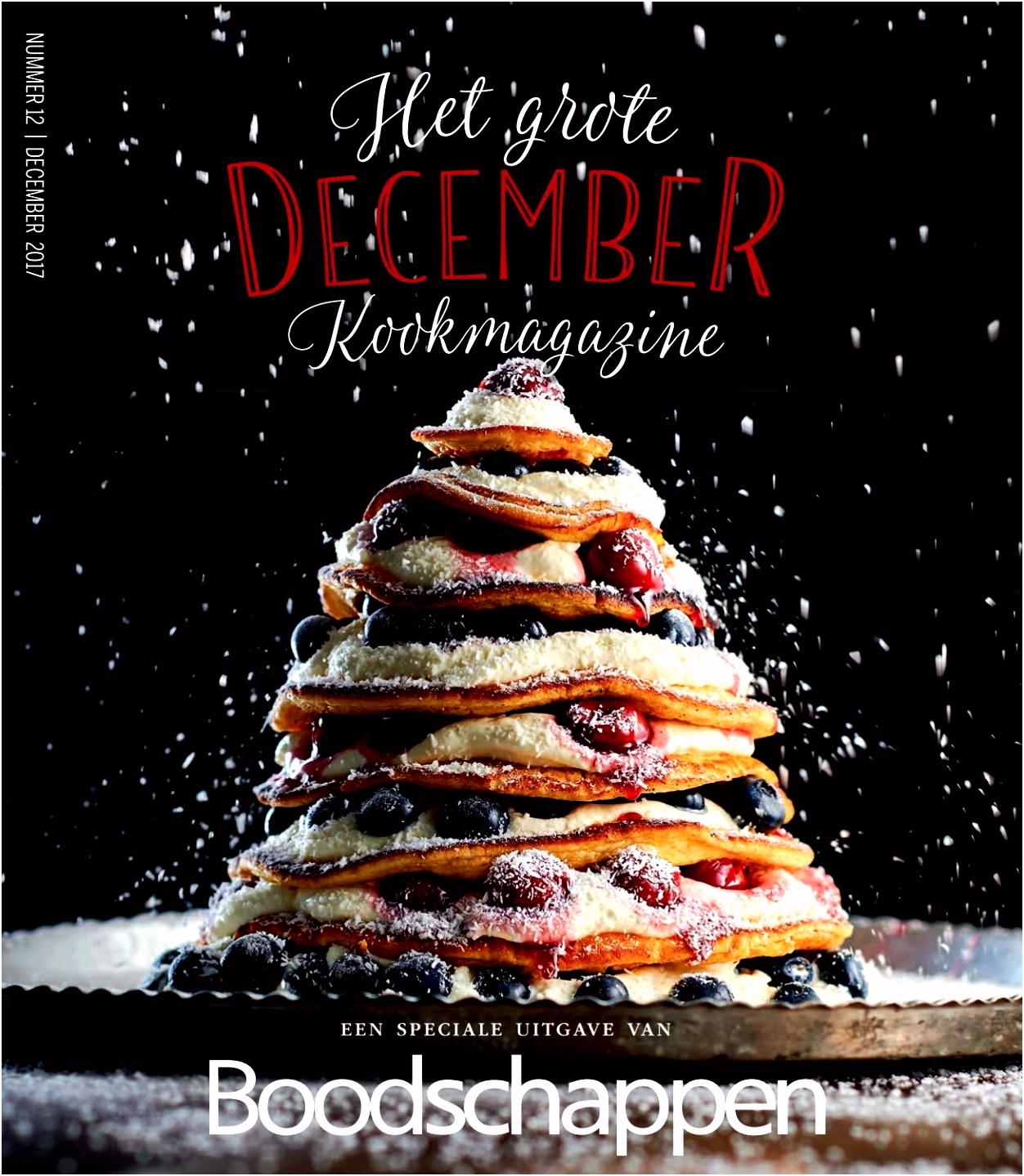 Boodschappen December 2017 by Boodschappen issuu