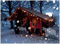 Kerst in Polen