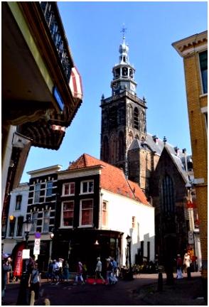 De Sint Janskerk Gouda Holland Picture of Church of St John