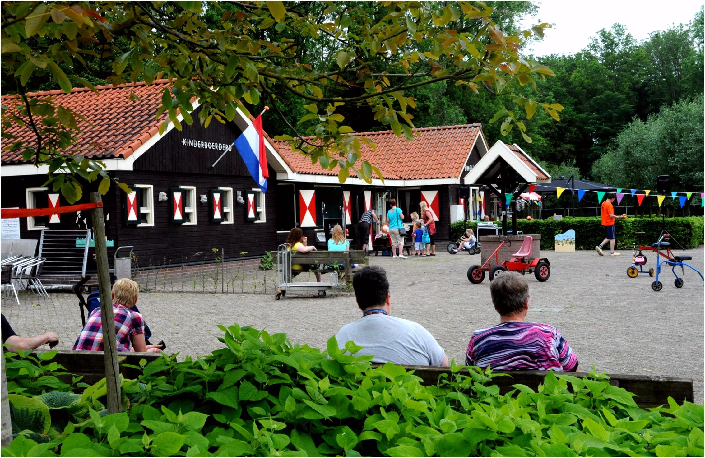 Schaapscheerdersfeest mei 2014 · Kinderboerderij Emmelerbos op