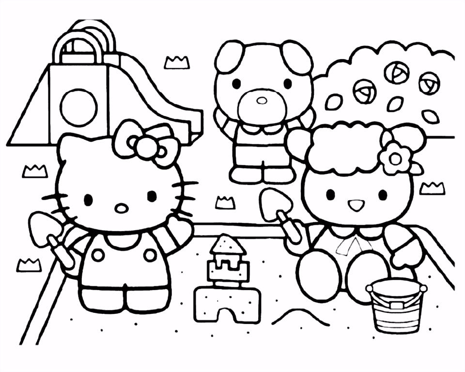 Leuk voor kids – Hello Kitty Pippo en Fifi