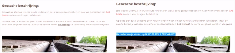 10 tips om Geocaching puzzels op te lossen Geocaching blog