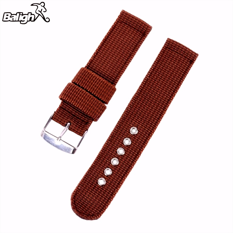 Aliexpress Koop Balight Militaire Leger Nylon Canvas Horloge