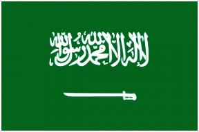 Vlag van Saoedi Arabi