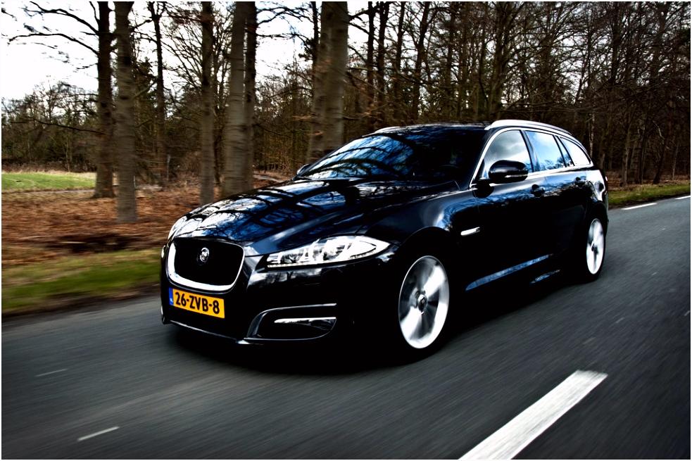 Test Jaguar XF Sportbrake 2013