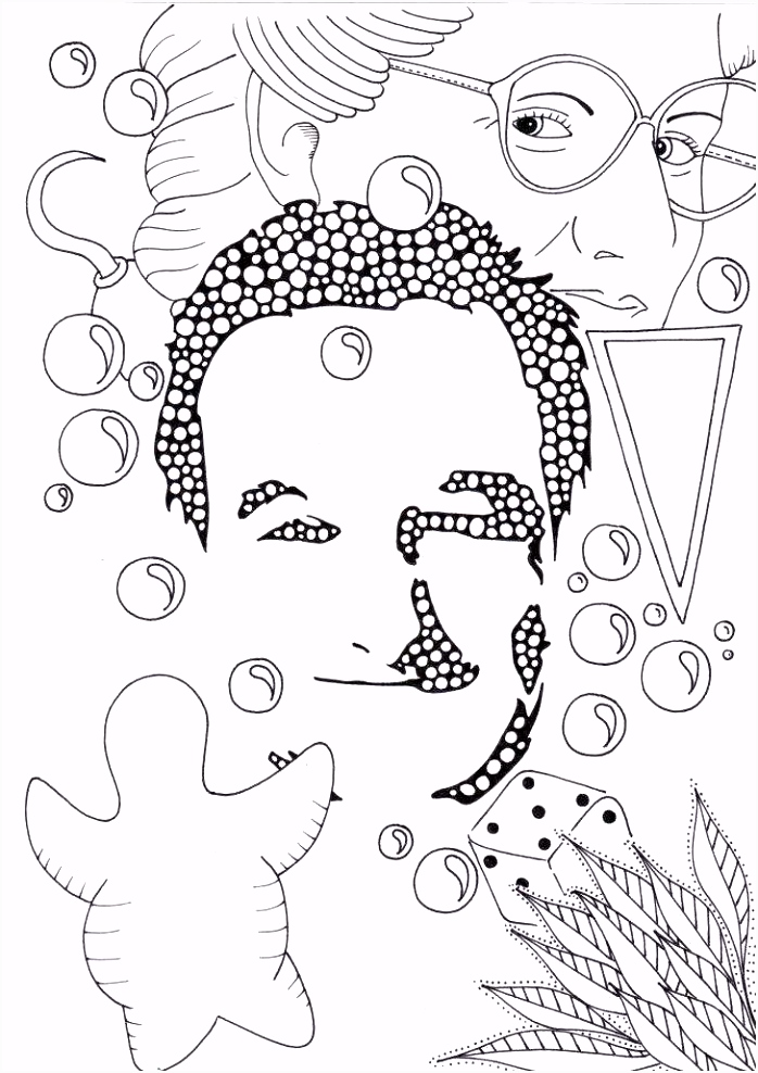 79 Beautiful graphy December Coloring Pages