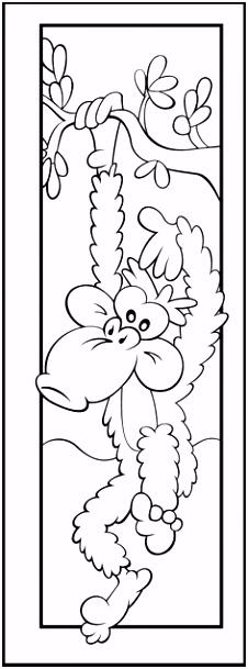 Olifanten hebben plezier feest coloring pages