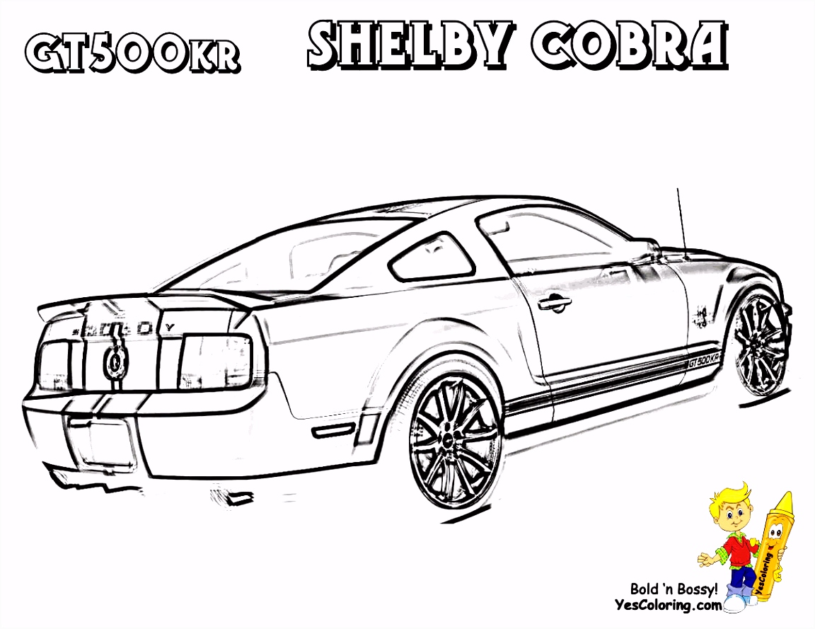 Coloring Pages for Cars Best Automobile Coloring Pages Best