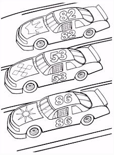 Race Car Coloring Books Coloring Page Race Car Race Car Coloring