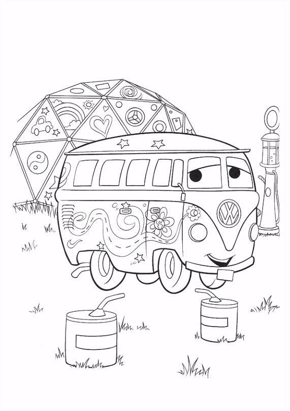 FREE Disney Cars Coloring Pages Maxwell s 2