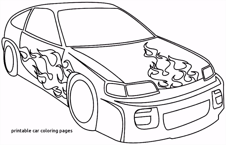 Car Coloring Pages Elegant Free Car Coloring Pages Awesome the Cars