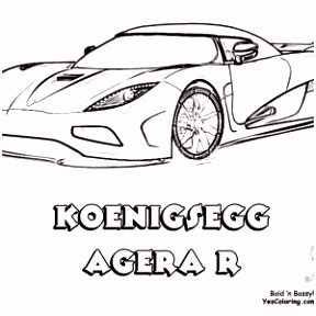 Coloring Pages for Cars – Coloring Collection
