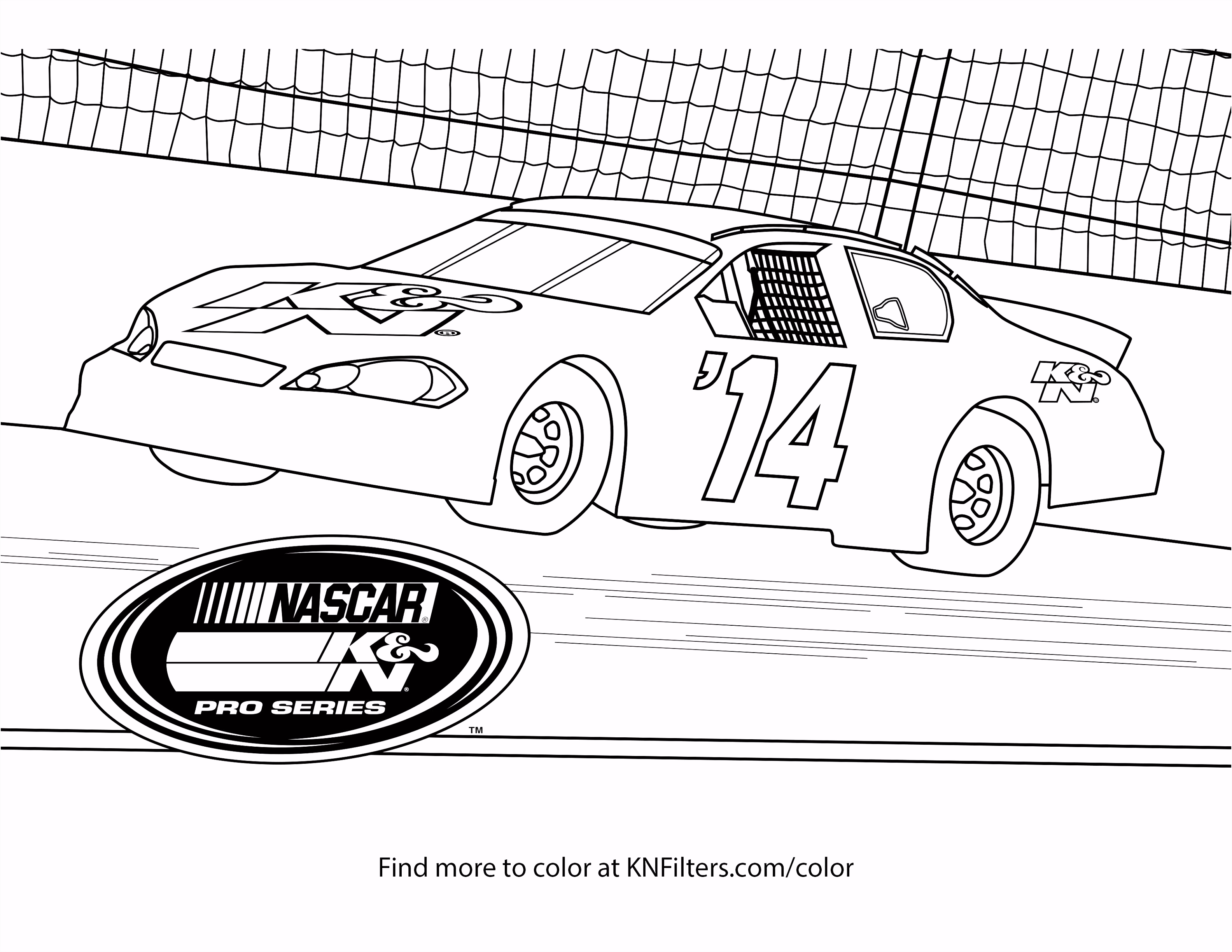 Racing Cars Coloring Pages Race Car Coloring Books New Best