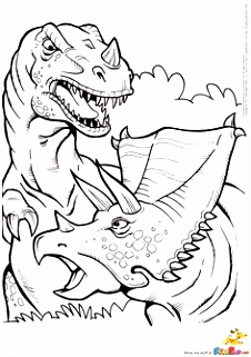 366 best Dinosaurs Coloring Pages images on Pinterest in 2018