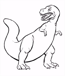 63 best Coloring Pages LineArt Dinosaurs images on Pinterest in 2018