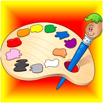 kleurboek & kleurplaat peuters App voor iPhone iPad en iPod touch