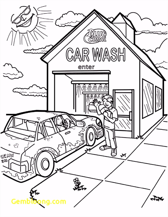 Coloring Cars Lovely Coloring Pages Cars Kleurplaat Cars