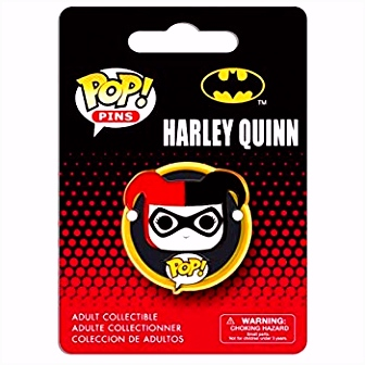 Amazon Funko Pop Pins DC Universe Harley Quinn Action Figure