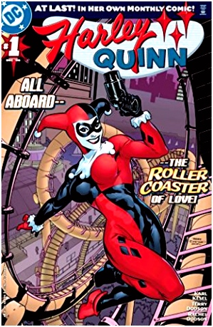 Harley Quinn 2000 2004 Digital ics ics by iXology