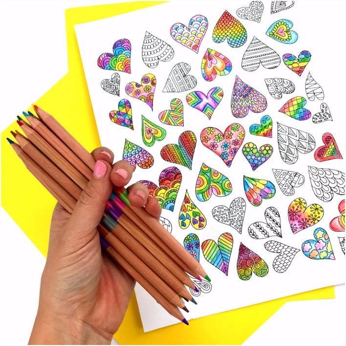 Kleurplaat Hartjes Gratis Hartjes Kleurplaat Freubelweb Freubelweb M2za54hgs3 O2ud2udaw4