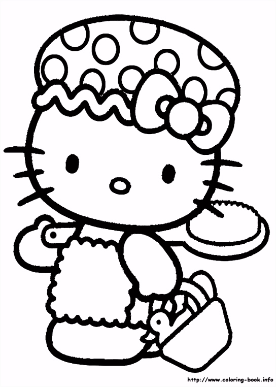 Sarah s Super Colouring Pages Hello Kitty Colouring Pages
