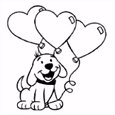 48 best 5 Valentine Coloring Pages images on Pinterest