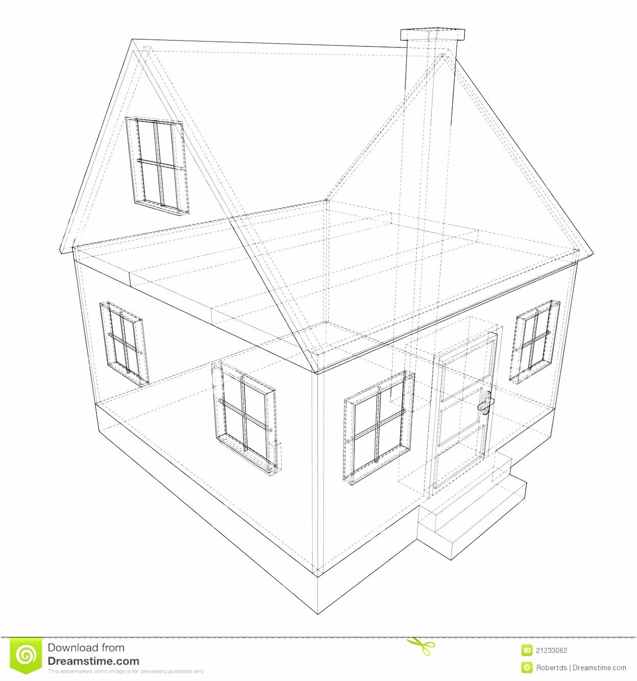Huis Tekening Inspirerend Kleurplaat Huizen Afb – Plattegronden en