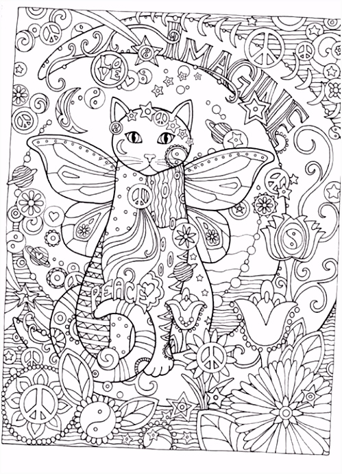 726 best adult colouring in pages images on Pinterest
