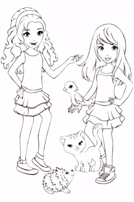 lego friends coloring pages printable free Căutare Google