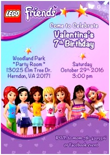 39 best Lego Friends Party Fiesta Lego images on Pinterest