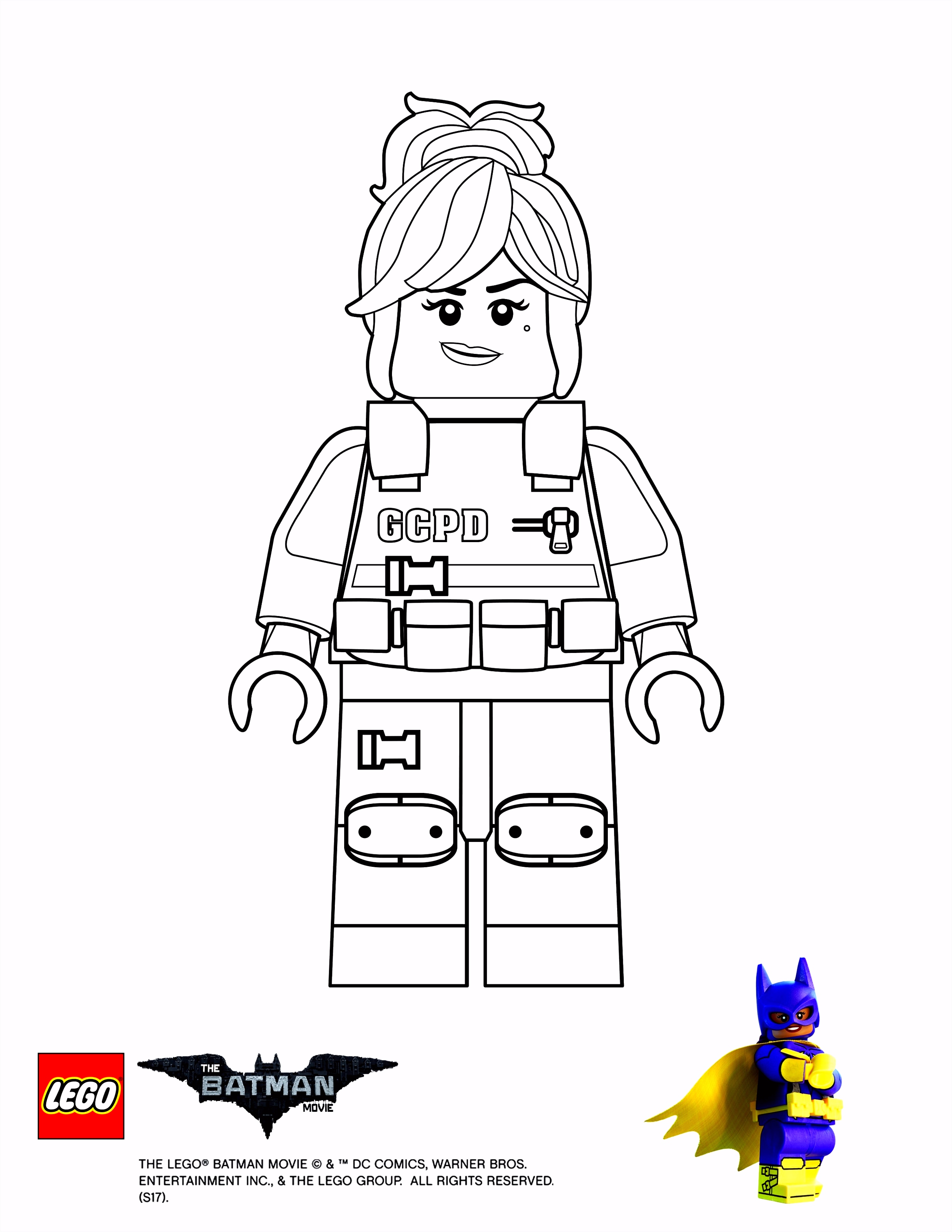 Lego Coloring Pages for Kids Coloring Printable New Coloring