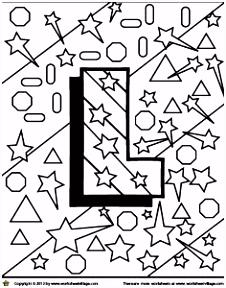 96 beste afbeeldingen van TAAL letter kleurplaten Activities