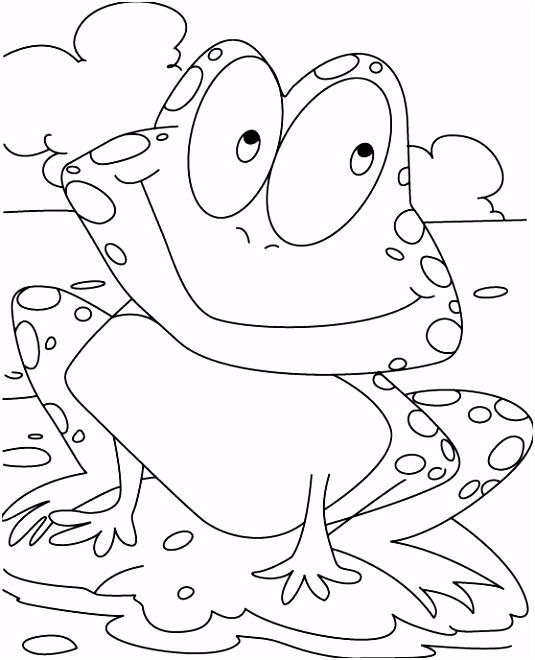 Mandala Frog Color Page Lovely Kleurplaten Volwassenen19