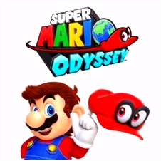 217 best Super Mario Odyssey images on Pinterest in 2018