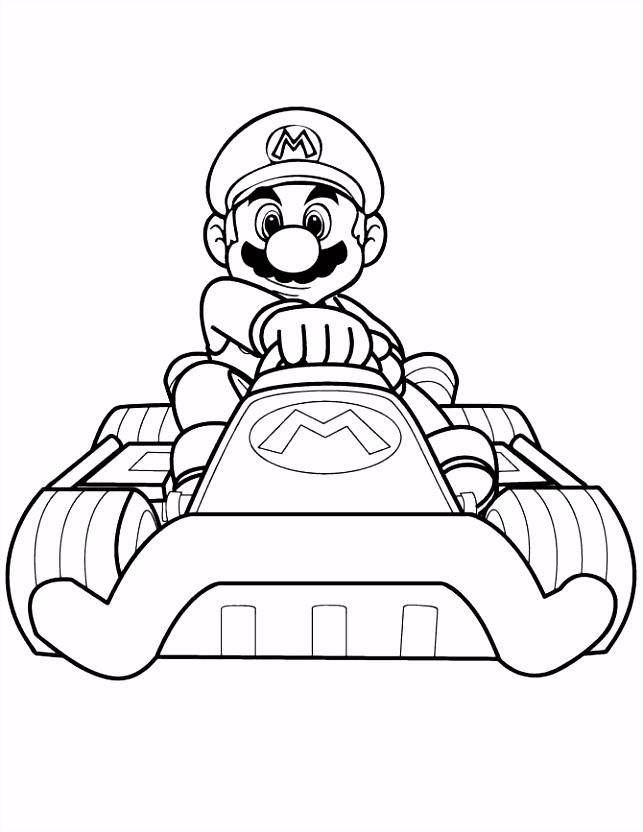 52 Unique Coloriage Mario Galaxy Coloriage Kids