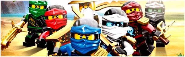 LEGO Ninjago kleurplaten TopKleurplaat