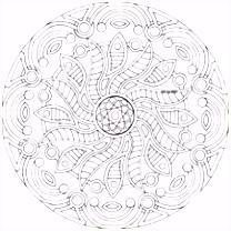 Kleurplaat Nummers 3 Gratis Mandala Kleurplaten Voor Volwassenen Printables Y1yc53lkb4 Q4qk05qtv5