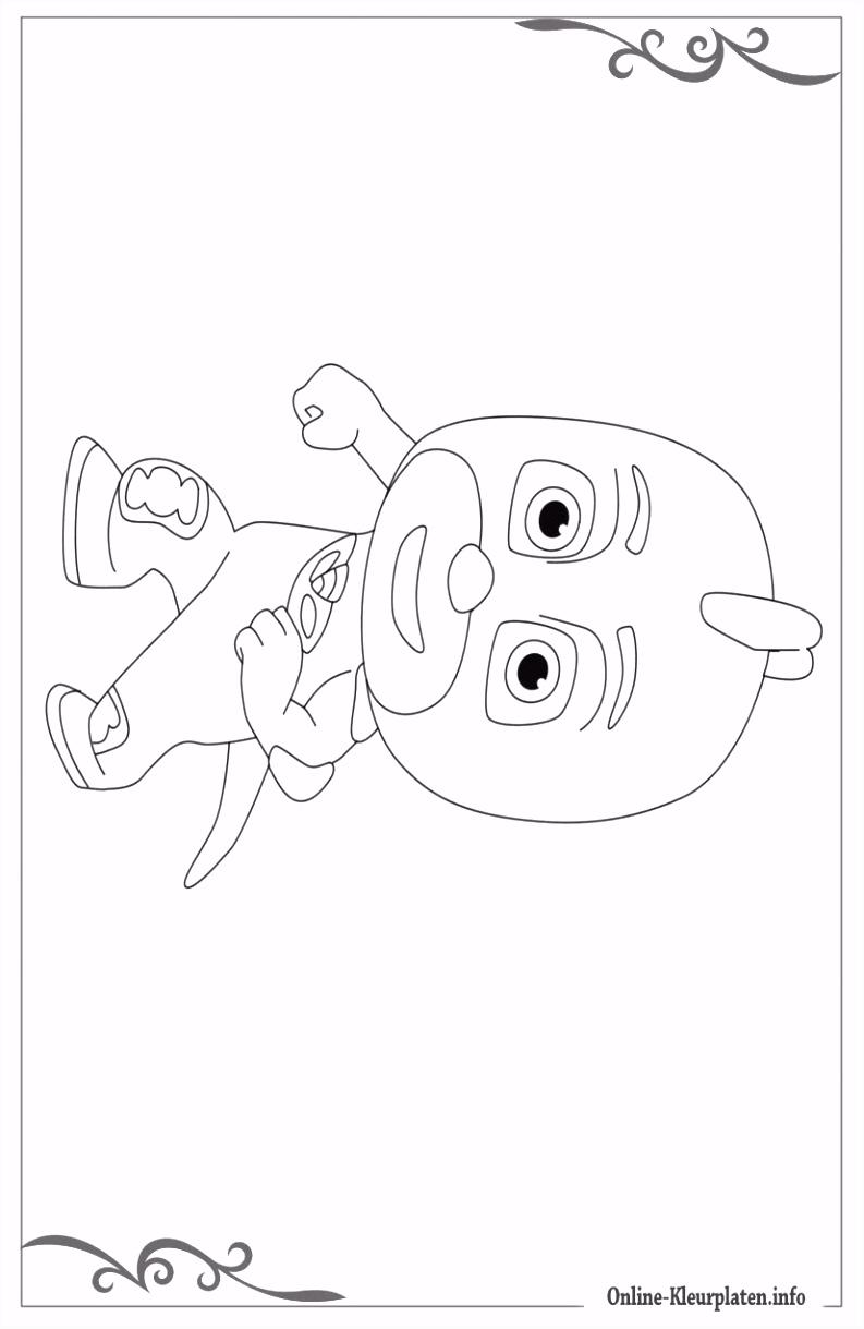 PJ Masks online kleurplaten voor kinderen