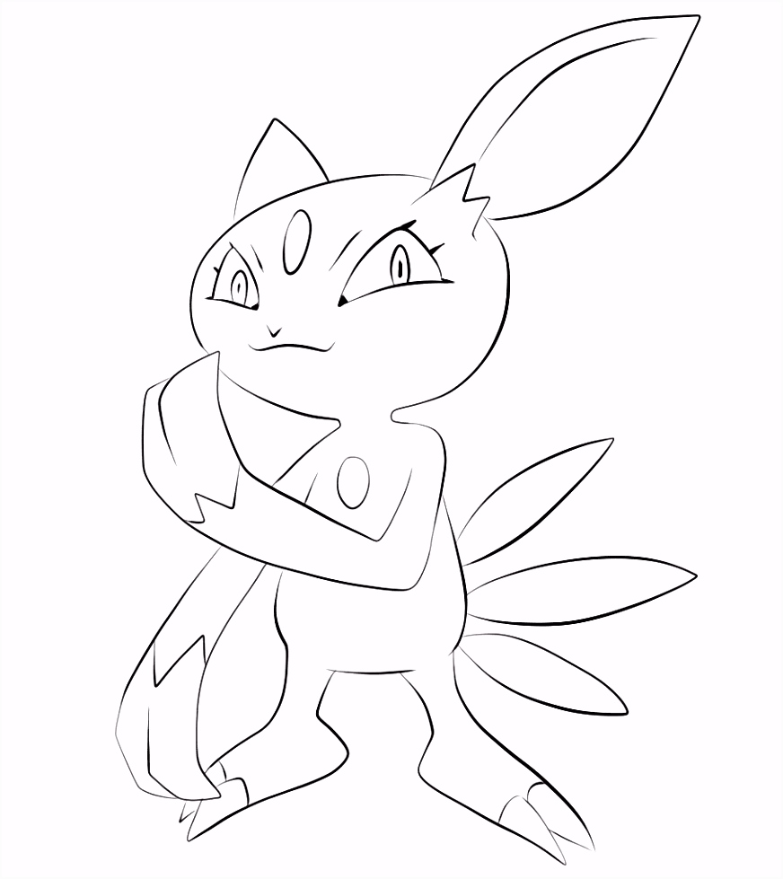 Coloring pages for kids pokemon free pokemon coloring pages kids