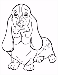 beagle Teenagers coloring pages templates Pinterest
