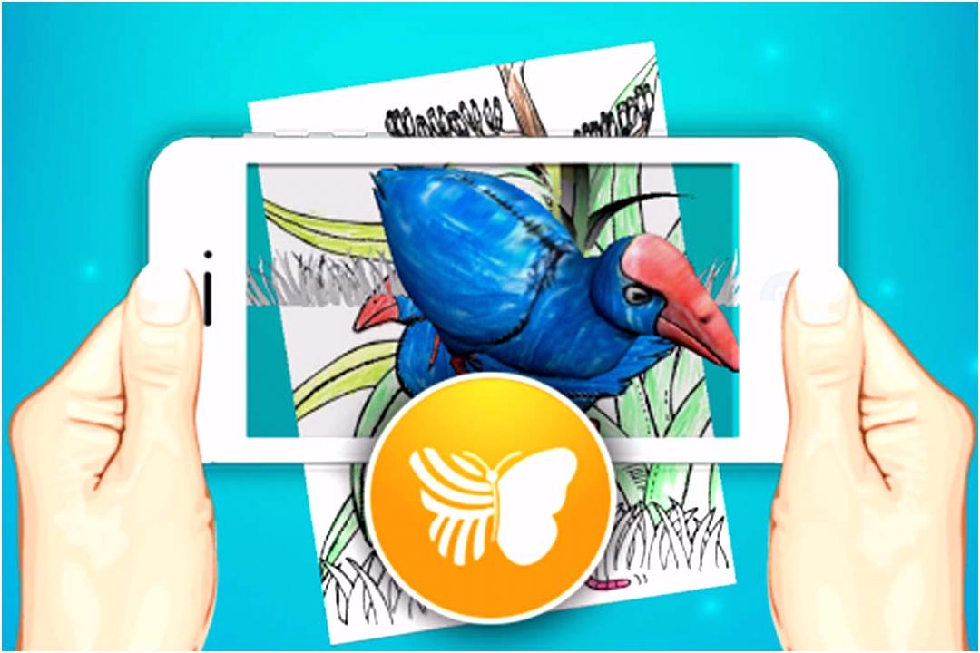 Quiver 3D kleurplaten app