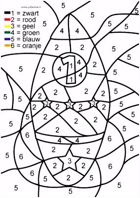 raket ruimte cijfers mozaiek Néerlandais