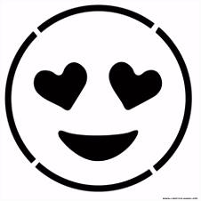 Emoji Coloring Pages 《ProPics》 Pinterest