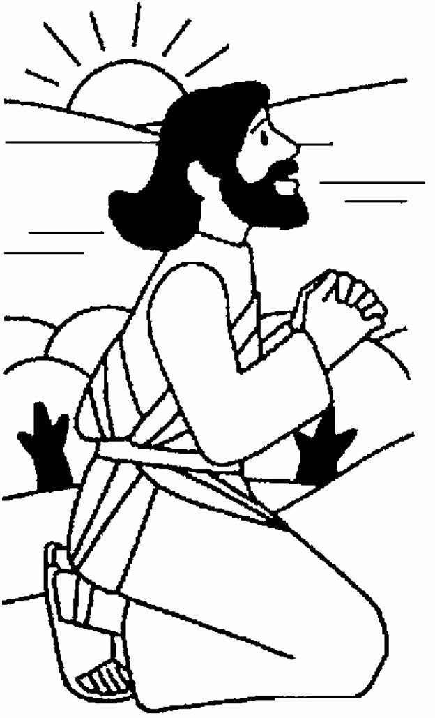 Jezus in Getsemane 1 GKV Apeldoorn Zuid