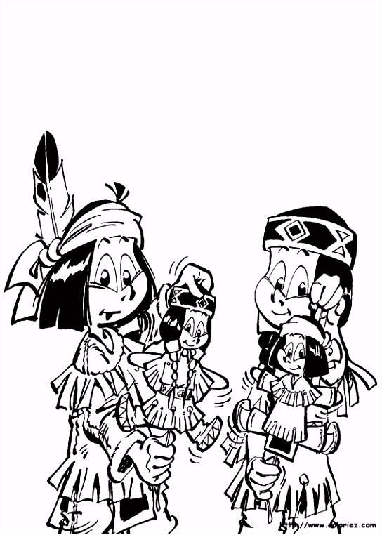 Index of images coloriage yakari