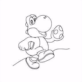 Kleurplaat Yoshi Super Mario Bros Kleurplaten U2gy21oiq1 Jmrjh2egiu